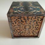 Pudełko na chusteczki - Dla domu - dno pudełka