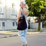 Torba worek Mili Chic MC5 - black