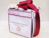 pudełko ślubne - zamówienie indywidualne