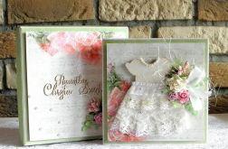 Sukieneczka na chrzest