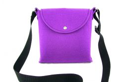 Trip purple bag