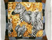 Afryka dzika I - poduszka dekoracyjna