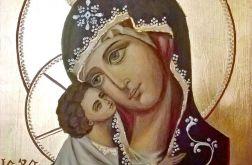 Madonna Eleusa Ukoronowana