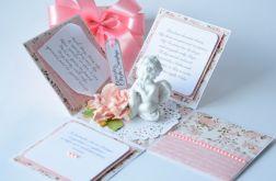 Anielski box dla dziewczynki