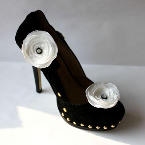 Klipsy do butów Nina