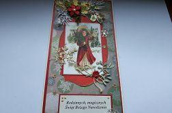 Boże Narodzenie, vintage 1