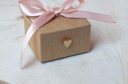 Eko pudełeczko na prezent dla gości #02