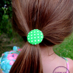 Gumki do włosów - trójkąty - Fabricate