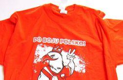 XL koszulka kibica Polska piłka nożna