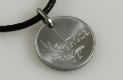 Grosiki - wisiorek moneta