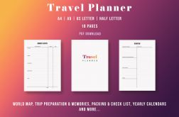 Kalendarz z planerem podróżnika PDF