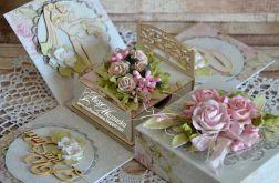box z małżeńskim łożem