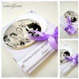 Wyjątkowe (po)ślubne foldery na CD