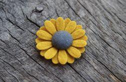 Momilio spineczka kwiatuszek baby