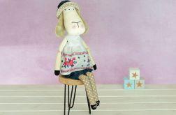 lala lalka przytulanka zabawka owieczka Sunny