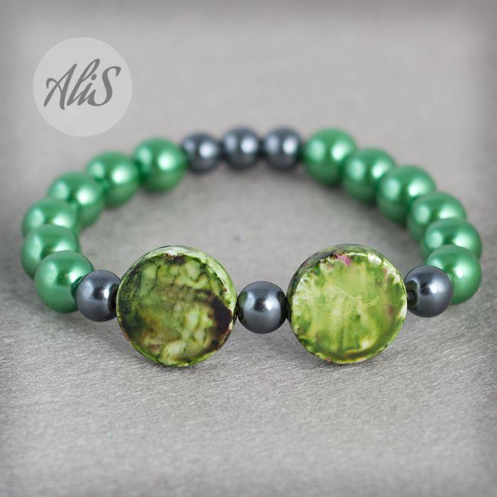 Zielona perełka