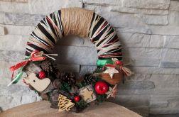 Stroik naturalny Boże Narodzenie