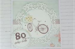 Karnet...urodzinowy...rower