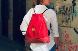 Plecak/torba Mili Funny - czerwony