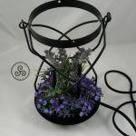 Latarnia w lawendach - teofano atelier, lavender