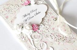 Ślubna kopertówka - inaczej; wersjaIIVB
