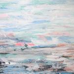 Nowoczesny obraz abstrakcyjny 90x90 -