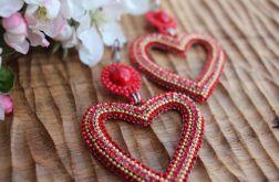 Kolczyki-serca