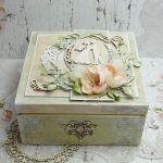 Pudełko ślubne - niezbędnik małżeński NM4