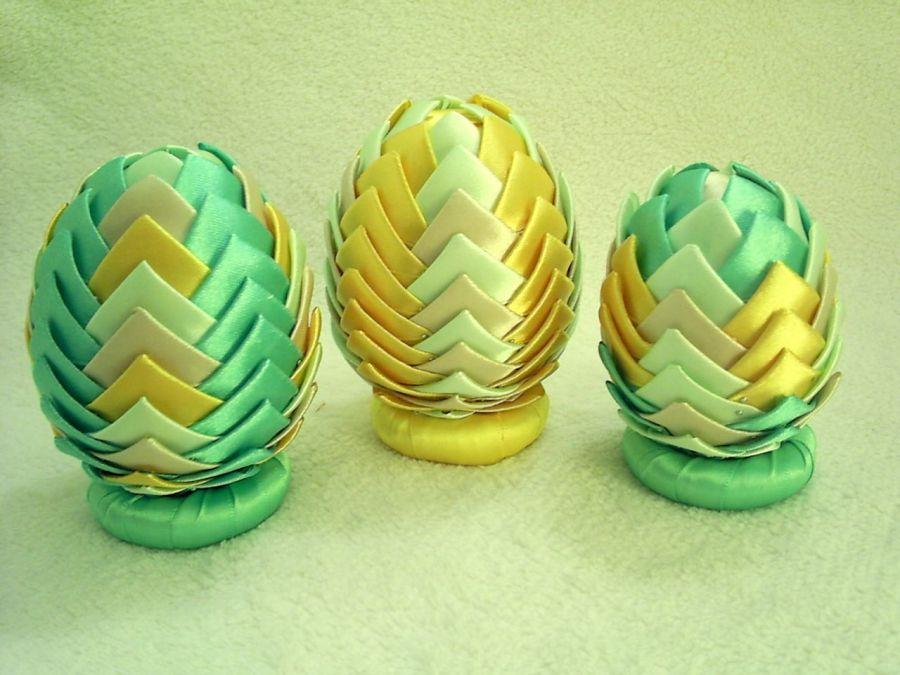 Wielkanocne jajeczka karczochowe