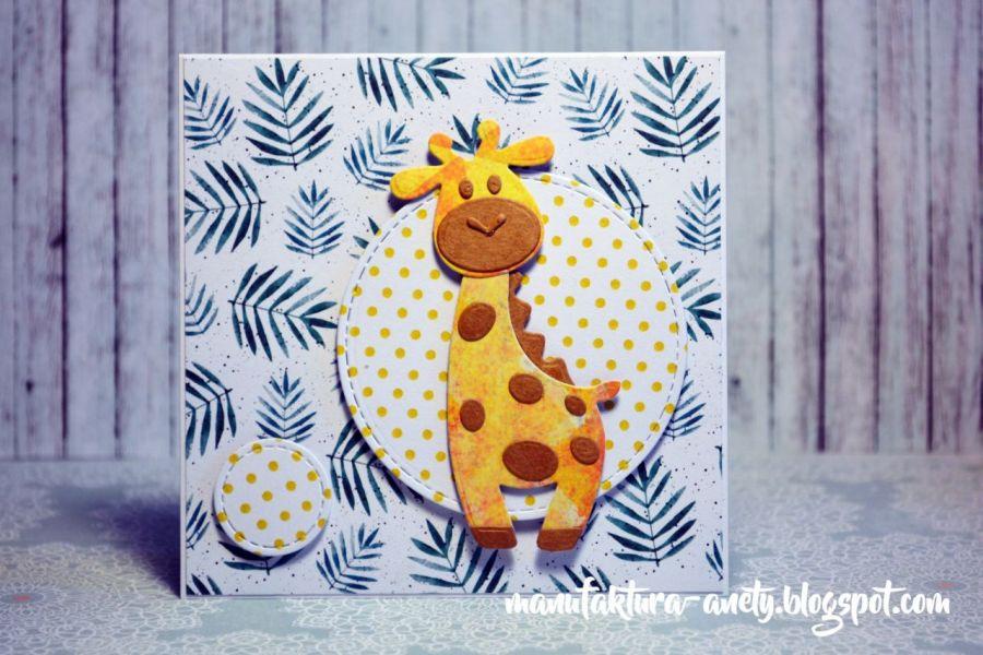 Kartka urodzinowa dla dziecka #1