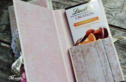 Czekoladownik - czyli pudełko na czekoladę
