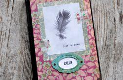 Kalendarz książkowy A5 układ dzienny v6