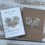 kartka ślubna z personalizacją i pudełkiem1 - kartka na ślub