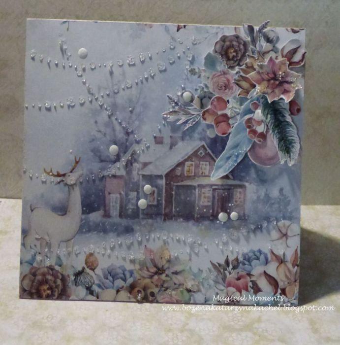 Kartka świąteczna *88 -