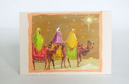 Kartka świąteczna Do Betlejem nr 3