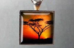 SAWANNA :: Unikatowy naszyjnik ze zdjęciem