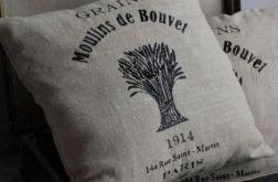 Moulins de Bouvet - poszewki w stylu vintage