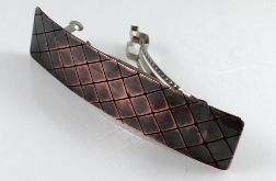 Kratka - miedziana klamra 201212-02