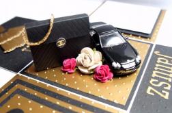 Pudełko urodzinowe Chanel