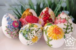 Jajka Tajemniczy ogród