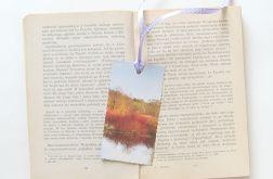 Zakładka do książki jesień 8