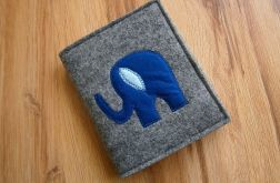Wallet with elephant