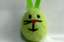 Filcowany królik (6cm) (08)