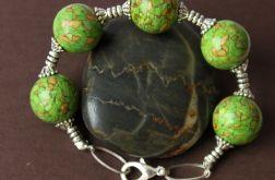 Zielony kamień