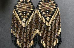 Haida - kolczyki w indiańskim stylu