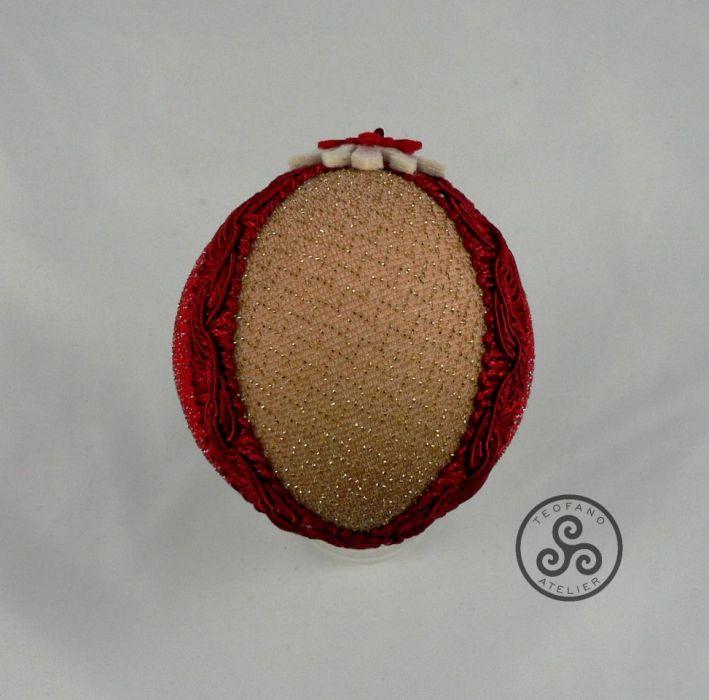 Bombka w tkaninie (39) -