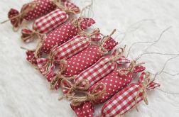 Cukierki bawełniane na choinkę 8