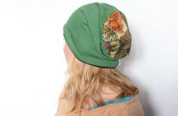 czapka damska piękny Adonisie