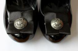 Klipsy - spinki do butów Katarzyna Aragońska