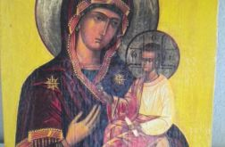 Maryja z dzieciątkiem -obraz religijny III